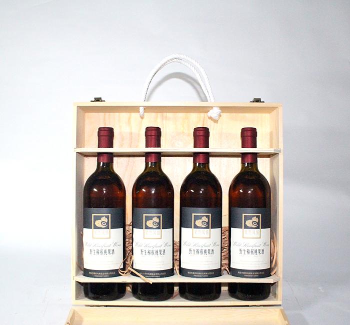 果酒750mlx4