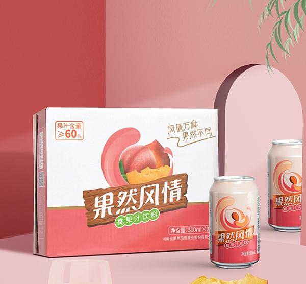 果然风情-桃汁