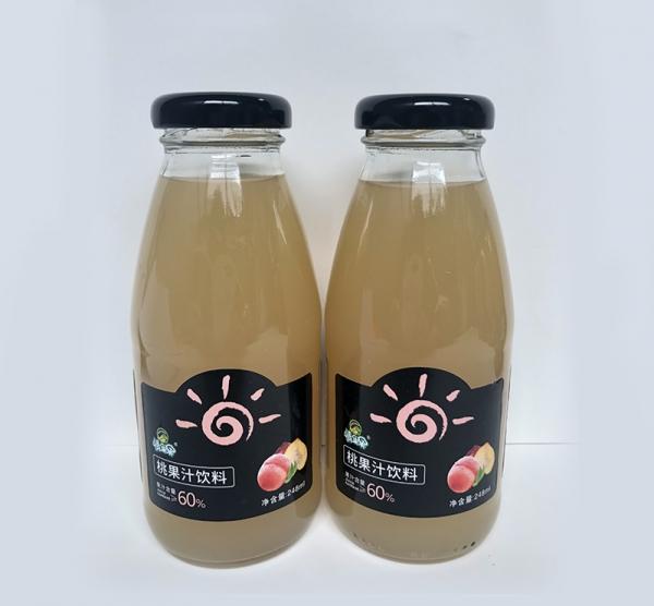 情果果-248ml桃果汁
